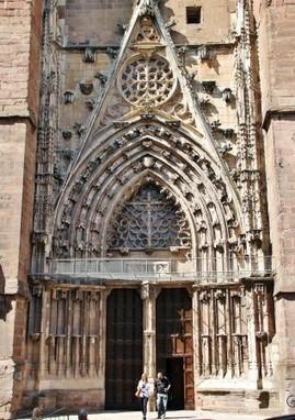 Catedral Rodez en Francia | Guías Viajar | Revue de presse Espagne du Comité Régional du Tourisme Midi-Pyrénées | Scoop.it
