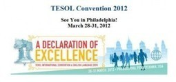 TESOL 2012 - Philadelphia | EnglishCentral World Report | Scoop.it