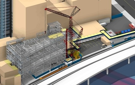 New York City Department of Buildings Approves First Three Dimensional BIM Site Safety Plans | VDC and Lean World | Scoop.it