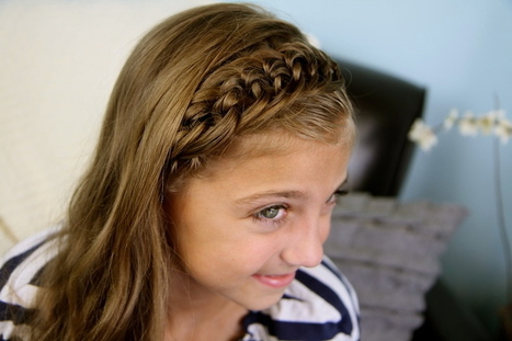 11 Little Girl Hairstyles Ideas | Fashion and Beauty | Scoop.it