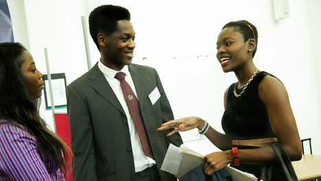 Young African entrepreneurs are surprisingly optimistic about future, though they still have mountains to climb | Purpose-oriented communications 4dev | Scoop.it
