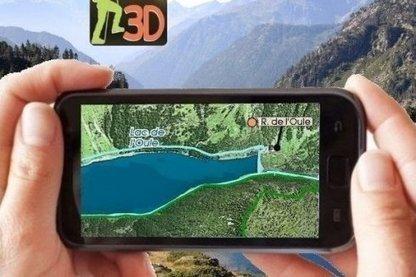 Une application smartphone pour randonner en Pyrénées | tourisme et etourisme en montagne | Scoop.it