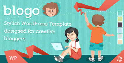 Blogo - Stylish WP Theme for Creative Bloggers | Blogging Tips and Tricks | Scoop.it