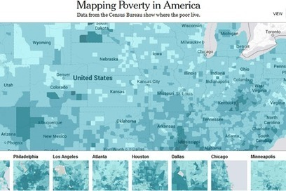 Economic Inequality in America: Developing a New War on Poverty | Graphics & Interactives for Class Assignments | Scoop.it