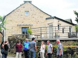 Laissac. Quand les professionnels du tourisme jouent aux touristes...   L'info tourisme en Aveyron   Scoop.it