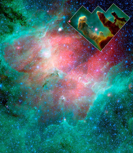 It sounds incredible but the Pillars of Creation don't exist anymore | Outbreaks of Futurity | Scoop.it