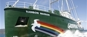 "Rainbow Warrior ""Save Energy for Our Future"" Tour: Hong Kong Stop 