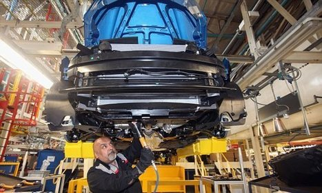 DAILY BRIEFING: MG stops car production at Longbridge plant | PSLabor:  Your Union Free Advantage | Scoop.it