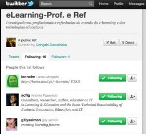 Twitter-criação de uma rede deaprendizagem | AVA_MPeL | Scoop.it