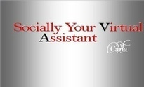 Socially Your Virtual Assistant Administrative Solutions Social Media Saves you $ Saves you time Saves you space and equipment | Washington, DC | Scoop.it