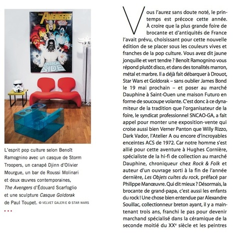 Gazette de Drouot: Ramognino et Cornière experts CEFA à Chatou | Velvet Galerie | Scoop.it
