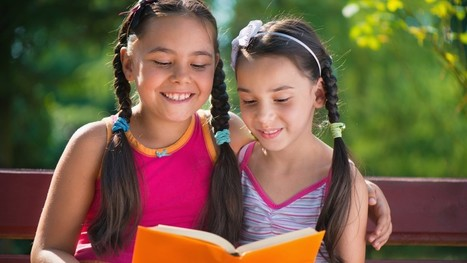 Why Bilingual Kids Have an Edge Over the Rest of Us | Kindergarten | Scoop.it
