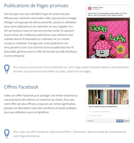 Conseil de la semaine : Dynamisez vos ventes en magasin avec Facebook | Be Marketing 3.0 | Scoop.it