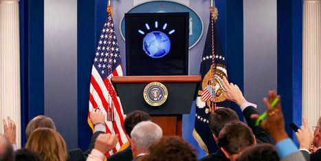 Une intelligence artificielle peut-elle devenir présidente des Etats-Unis? | Archivance - Miscellanées | Scoop.it