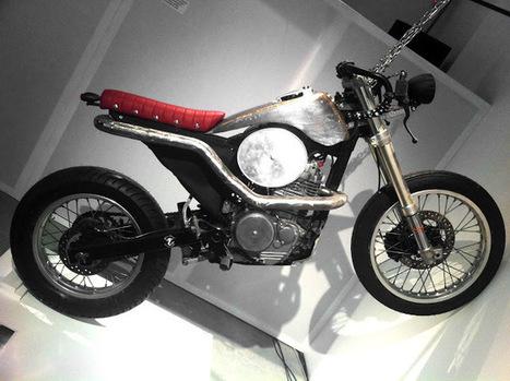 Derecho al Averno: Mermaid Motorcycles: Honda SLR 650 'The Needle' | Derecho al Averno | Scoop.it
