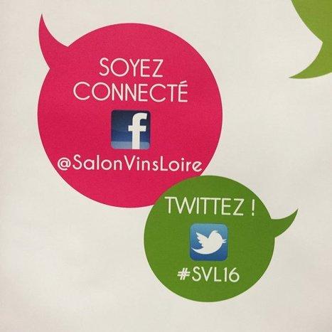 Le Hashtag officiel du Salon des vins de Loire:  #SVL16 | Vos Clés de la Cave | Scoop.it