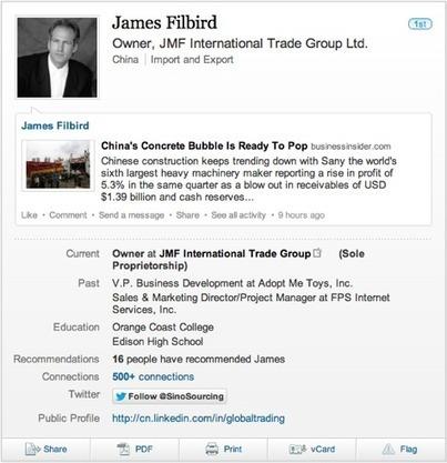 7 Steps to Building a Business Using LinkedIn | Social Media Examiner | Public Relations & Social Media Insight | Scoop.it