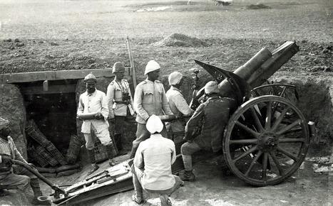 Free Image on Pixabay - Howitzer, Gun, Turkey, World War I | 21st Century School Libraries | Scoop.it