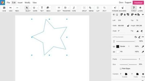 Gravit. Une alternative libre et gratuite à Illustrator – Les Outils Tice | La boîte à OuTICE | Scoop.it