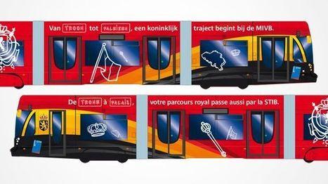 De troonswisseling en mobiliteit: dit moet u weten - VRT Nieuws | Mobiliteit Benelux | Scoop.it