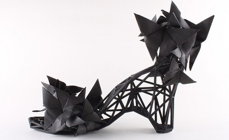 Bikinis? Shoes? This Duo Will 3D Print Your Wardrobe | FabLab today | Scoop.it