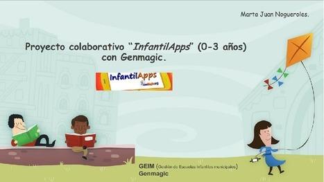 genmagic: Proyecto InfantilApps en la Jornada Internacional DIM-OTOÑO 2014 | Revista GenMagic | Scoop.it