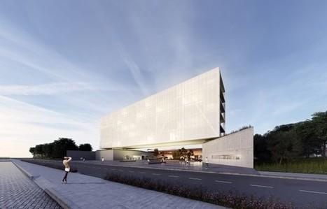 New Sports Campus In Canoas, Brazil - eVolo | Architecture Magazine | Architectural & Design Solutions | Scoop.it