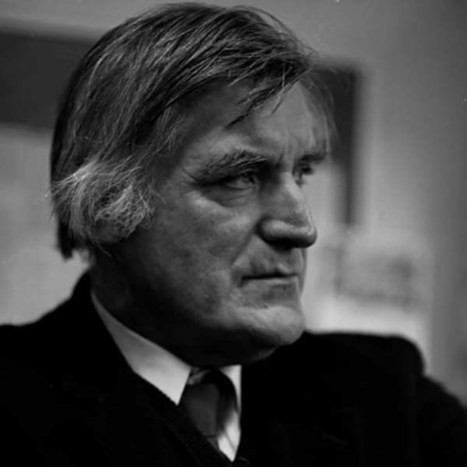 Paris Review - The Art of Poetry No. 71, Ted Hughes | CLOVER ENTERPRISES ''THE ENTERTAINMENT OF CHOICE'' | Scoop.it