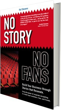No Story No Fans | Just Story It | Scoop.it
