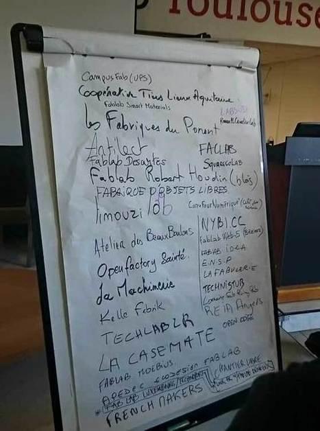 Rapport moral de l'association pour l'année 2015 - Réseau Français des FabLabs | Tiers lieux | Scoop.it