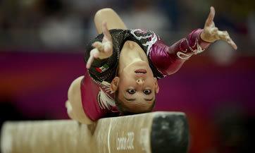 El costo de ser una promesa olímpica –