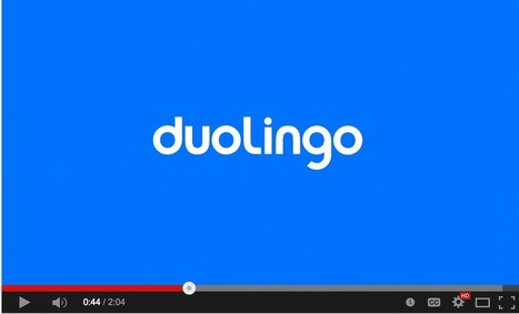 Duolingo Is The Most Popular Educational App of 2014 ~ Educational Technology and Mobile Learning | Educational Technology Today | Scoop.it