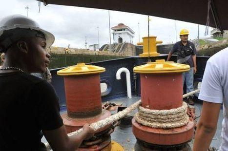 Disminuyen los flujos de buques y carga por el canal de Panamá | Transporte Internacional de Mercancias | Scoop.it