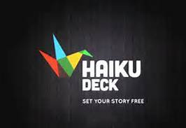 Haiku Deck Not Just An APP Anymore! Great Content Curation and Creation Tool! | Collaborative Revolution | Scoop.it
