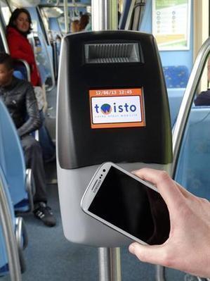 Caen. Lancement du paiement par portable dans les bus et trams - Caen - Transports - ouest-france.fr | Animer un réseau | Scoop.it