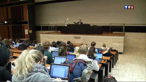 Reportage TF1 | Comment lutter contre le décrochage en 1ère année à l'université ? | L'éducation et les nouvelles technologies | Scoop.it