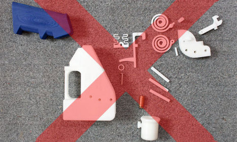 3D-printed firearm plans downloaded 100,000 times, State ... | 3D Printing Daily News | Scoop.it