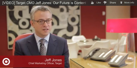 Target CMO: Content and Mobile Matters More Than Campaigns | Social Media & Content Marketing Buzz | Scoop.it