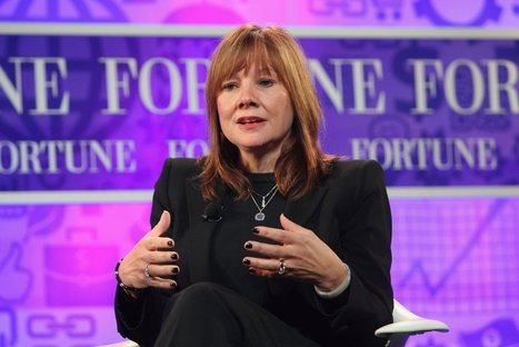 Why GM's Mary Barra Got the CEO Job | Change Leadership Watch | Scoop.it