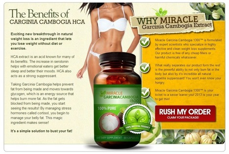Miracle Garcinia Cambogia 1300 Reviews - For An Extraordinary Weight Decrease | Miracle Garcinia Cambogia 1300 | Scoop.it