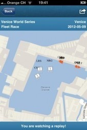 CupExperience mobile real-time race tracker - Cup Experience   Sailing and Regatta : Apps, SW & Tracking   Scoop.it