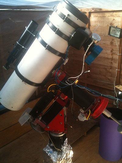 Arduino Controlled Telescope Mount   Arduino progz   Scoop.it