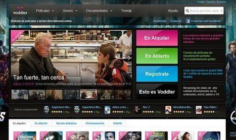 Voddler España: cientos de películas, series y documentales para ver online, gratis y de forma legal   Tic, Tac... y un poquito más   Scoop.it