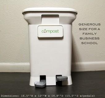 Compo Keeper: la compostiera domestica in crowdfunding   Si & No   Scoop.it