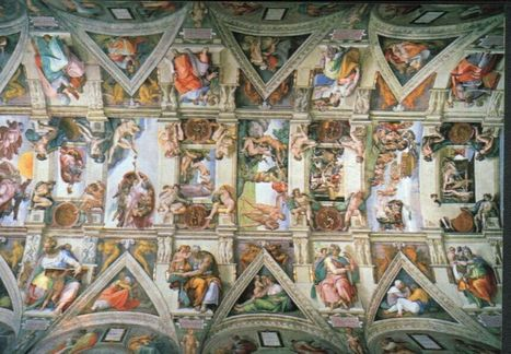 The Sistine Chapel: A Restoration   Art Restoration - Aspect 2: Challenges and Controversies   Scoop.it