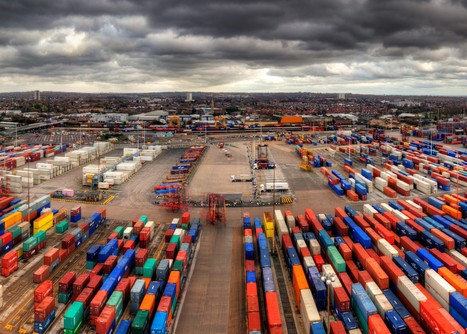 Port Strategy - DP World unveils new British berth | Port Technology News | Scoop.it