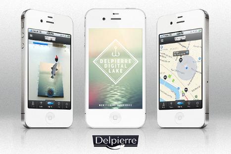 Un dispositif digital impressionnant pour promouvoir une marque de poissons !   E-commerce, M-commerce : digital revolution   Scoop.it