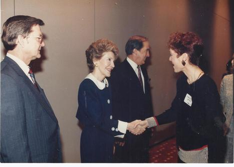 Lessons learned honoring First Lady Nancy Reagan - | Nonprofit Special Events | Scoop.it