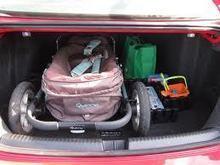 Transport wózka w samochodzie | Wózki ABC | Wózki dla dzieci | Scoop.it