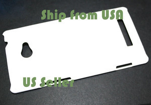 White HTC 8X Rubber Like Texture protective Hard Shield Case Cover | Nokia Lumia 920 hard case | Scoop.it